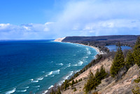 Empire Bluffs and South Bar Lake
